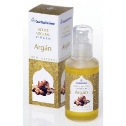ACEITE VEGETAL VIRGEN DE ARGÁN 100 ML